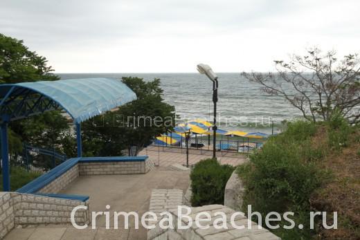 Пляж Хортия
