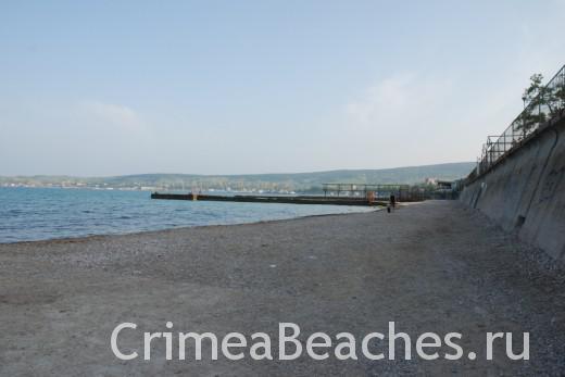 feodosija beach suvorinskie kamni
