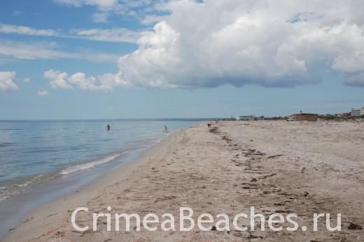 mirny beach