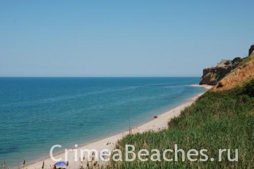 kacha beach u majaka