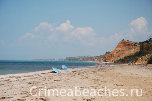 ljubimovka gernizonnyi beach