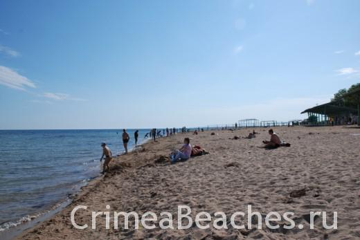 yevpatoria beach