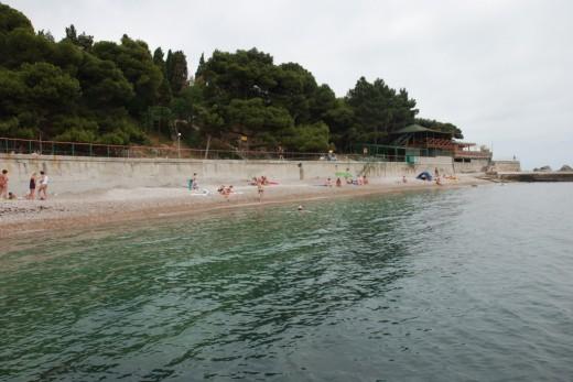 foros beach sanatory