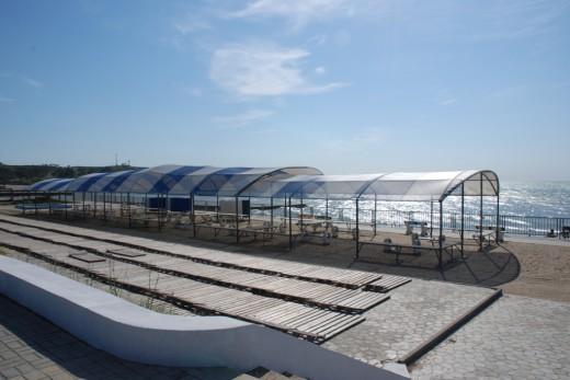 peschanoe beach