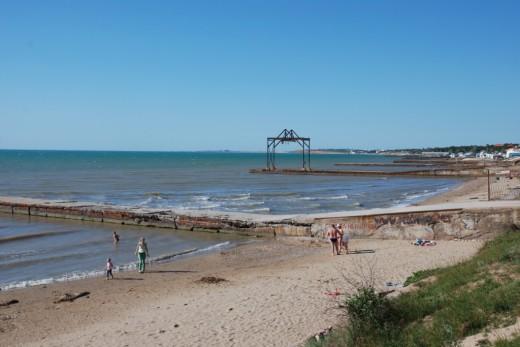 Peschanoe 4 beach