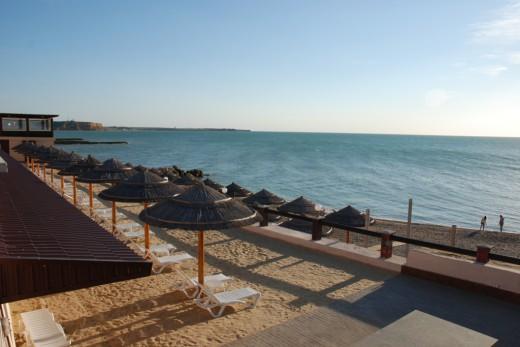 Peschanoe budda beach
