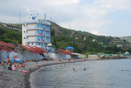 satera beach
