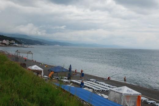 Alusta Kalipso beach
