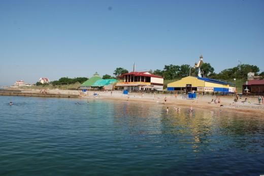 Primorskiy pljazh Centralny